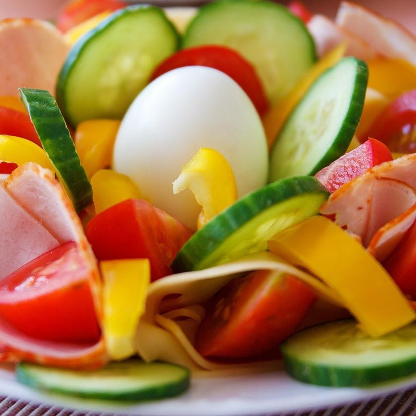 Razmišljanje o zdravi prehrani
