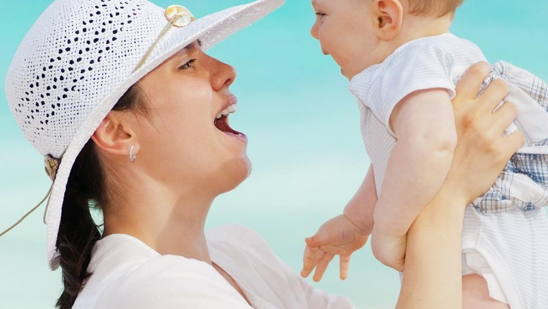 Trebušni krči pri dojenčkih