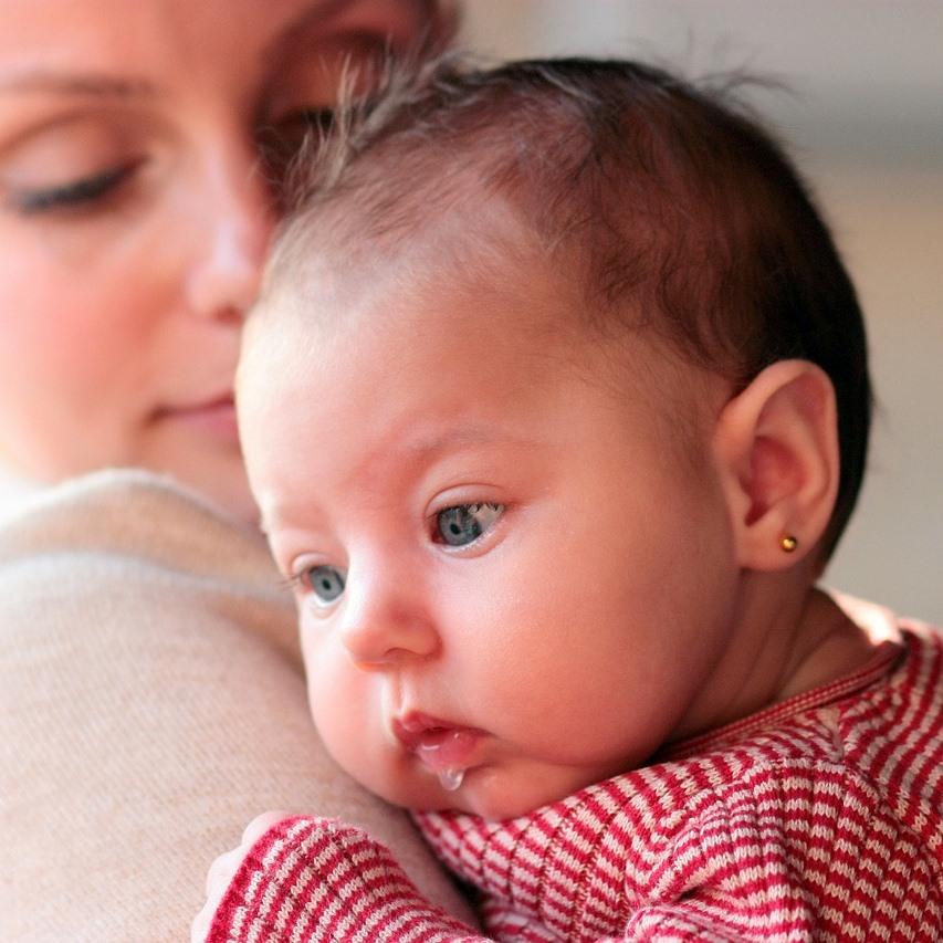 Nekaj o prehrani novorojenčkov in dojenčkov