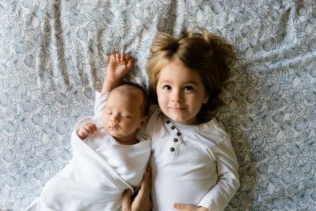 Ob rojstvu dojenčka vedno mislimo tudi na starejše otroke!